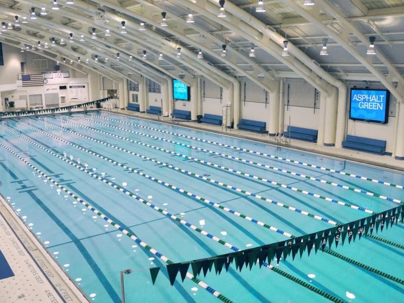 Swimming Pools At East Side : Rent asphalt green