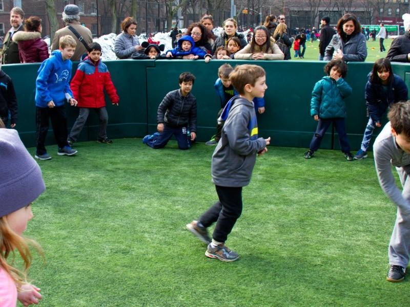Free Family Event at Asphalt Green Spring Fling Party | Asphalt Green
