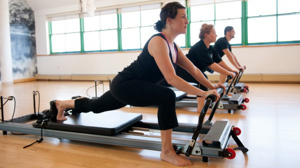 Mat Pilates and Pilates Reformer Classes