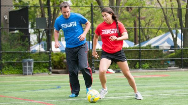 Everett adult coed soccer